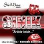 Album Artiste triste de Sinik