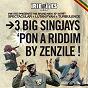 Compilation Irie ites meets zenzile (ii ep 01 // ii ep 02) avec Zenzile / Ras Mac Bean / Chezidek / Lorenzo / Turbulence...