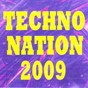 Compilation Techno nation 2009 avec Bounce Inc, DJ Hs / Offshore / Francesco Dasilva / The Effect / Attractive...