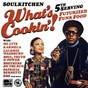 Compilation Soulkitchen what's cookin'! 5th serving (futurized funk food) avec Black Knowledge / MC Lyte / Patricia Bernetti / Karmela / Naked Funk...
