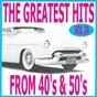 Compilation The greatest hits from 40's and 50's volume 24 avec Don Cornell / Arletty / Gloria Lasso / Charles Aznavour, Pierre Roche / Mantovani...