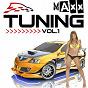 Compilation Tuning maxx, vol.1 avec Katanah / Klass X / Aqualoops / Lochness DJ Team / Zorneus, Baker...