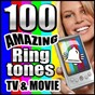 Album 100 amazing ringtones de Best TV & Movie Themes