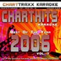 Album Charthits karaoke : the very best of the year 2006, vol. 7 (karaoke hits of the year 2006) de Charttraxx Karaoke