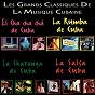 Compilation Les grands classiques de la musique cubaine (79 cuban hits) avec Orquesta Aliamén / Adalberto Alvarez / Pachito Alonso / Charanga Habanera / Issac Delgado...