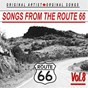 Compilation Songs from the route 66, vol. 8 avec Jim Boyd / Andy Parker / Dave Red River / Del Sharbutt / Ernest Tubb...