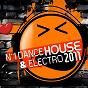 Compilation N°1 dance house & electro 2011 avec Red Mind / Mark Skyy, Big Daddi / Marco van Erpen / Hijackman, Vitorio Ian / Armando Gomez...