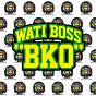 Album Bko de Wati-Boss