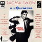 Album Sacha show à l'olympia (1966) de Sacha Distel