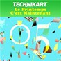 Compilation Technikart 05 - Le printemps c'est maintenant avec David Shaw / Nzca Lines / Sombear / The Penelopes / Vitalic...