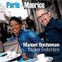 Album Paris - maurice de Manuel Rocheman / Nadine Bellombre