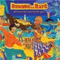 Compilation Disque la Rayé (60's French West Indies Boo-Boo-Galoo) avec David Martial / Maurice Alcindor / Gaby Siarras / Les Bois Sirop / Dany Play...