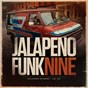 Compilation Jalapeno funk, vol. 9 avec Skeewiff / Basement Freaks / Georges Perin / Izo Fitzroy / John Turrell...