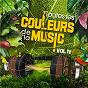 Compilation Couleurs Music Vol. IV - Toutes les couleurs de la musique avec Anonymous / Dro / Yani / Dadju Nsungula / Ras Mac Bean...