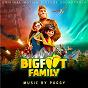 Album Bigfoot family (original motion picture soundtrack) de Puggy