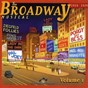 Compilation The broadway musical 60 songs (1918-1946) avec Jeanette MC Donald / Al Jolson / Edyh Day / John Stell / Noble Sissle...