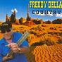 Album Country harmonica de Freddy Della