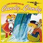 Album Les chansons de candy-candy de Dominique Poulain
