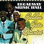 Album Broadway music hall- golden gate quartet de The Golden Gate Quartet