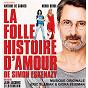 Album La folle histoire d'amour de Simon Eskenazy (Bande originale du film) de Eric Slabiak / Giora Feidman