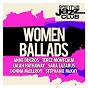 Compilation Dreyfus jazz club: women ballads avec Térez Montcalm / Anne Ducros / Marcus Miller / Lalah Hathaway / Sara Louise Lazarus...