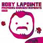 Album Premiers enregistrements (1960) de Boby Lapointe