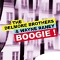 Album Boogie ! de Wayne Raney / Delmore Brothers