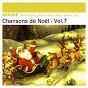 Compilation Deluxe: chansons de noël, vol.7 avec Priolet / Adrienne Gallon / Marcel Malloire / André Gordon / Berthe Sylva...