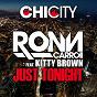 Album Just tonight (feat. kitty brown) de Ron Carroll