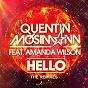 Album Hello (feat. amanda wilson) (remixes) de Quentin Mosimann