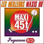 Compilation Maxis 80, programme 18/25 (les meilleurs maxi 45t des années 80) avec Marcel Fobert / Jakie Quartz / Philippe Cataldo / Piano Fantasia / New Paradise...