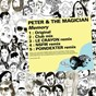 Album Memory (remixes) - ep de Peter & the Magician