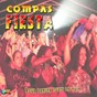 Album Compas fiesta (pour danser toute la nuit) de Coupé Cloué / Sweet Vibe / Djakout Mizik / Dp Express