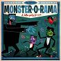 Compilation Monster-o-rama avec Bobby Please & the Pleasers / The Upperclassmen / The Nobelmen / Sharkey Todd / Jim Burgett...
