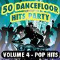 Album 50 dancefloor hits party, vol. 4 (pop hits - tous les tubes des années 90) de DJ Roc'Orchestra
