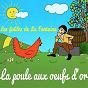 Album Les fables de la fontaine - la poule aux oeufs d'or de Sidney Oliver
