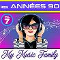 Album Les années 90 - volume 7 de My Music Family