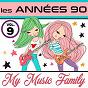 Album Les années 90 - volume 9 de My Music Family