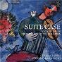Album Suite case. violin duos from vivaldi to sollima de Luciano Berio / Chiara Zanisi / Stefano Barneschi / Georges Philipp Telemann / Béla Bartók...