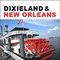 Album Dixieland & new orleans de Maxim Saury / Marc Laferrière / Irakli / High Society Jazz Band