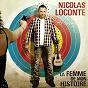 Album La femme de mon histoire de Nicolas Loconte