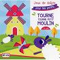 Album Tourne tourne petit moulin: Jeux de doigts pour les petits de Jémy