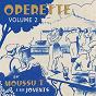 Album Opérette, vol. 2 de Moussu T E Lei Jovents
