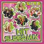 Compilation Hit supermix, vol. 2 avec Tanja ?agar / Atomik Harmonik / Sa?a Lendero / Turbo Angels / Brigita ?uler...