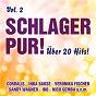 Compilation Schlager pur, vol. 2 avec Jentzsch, van Beorg / Cordalis, Cordalis / Cordalis / Hooker, Cuomo / Inka...