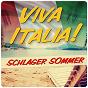 Compilation Viva Italia! Schlager Sommer avec Michael Morgan / Achim Grun / Die Flippers / Chris Flanger / Isabel Silverstone...
