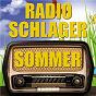 Compilation Radio schlager sommer avec Bernhard Brink / Uwe Busse, Karlheinz Rupprich / Die Flippers / Wolfgang Jass, Wolffeckehardt Stein / Michaël...