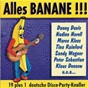 Compilation Alles banane avec Tina Rainford / Roland Haring / Danny Davis / Pedulla / Peter Rafael...