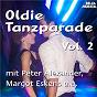 Compilation Oldie tanzparade, vol. 2 avec Erwin Halletz / Eddy Ernst, Theo Mohrens / Gene Vincent, Hal Levy / Peter Kraus / Heinz Gietz, Kurt Feltz...