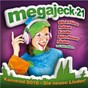Compilation Megajeck 21 avec Muller / Micky Bruhl Band / Rabaue / Black Fooss / Kempes Feinest...